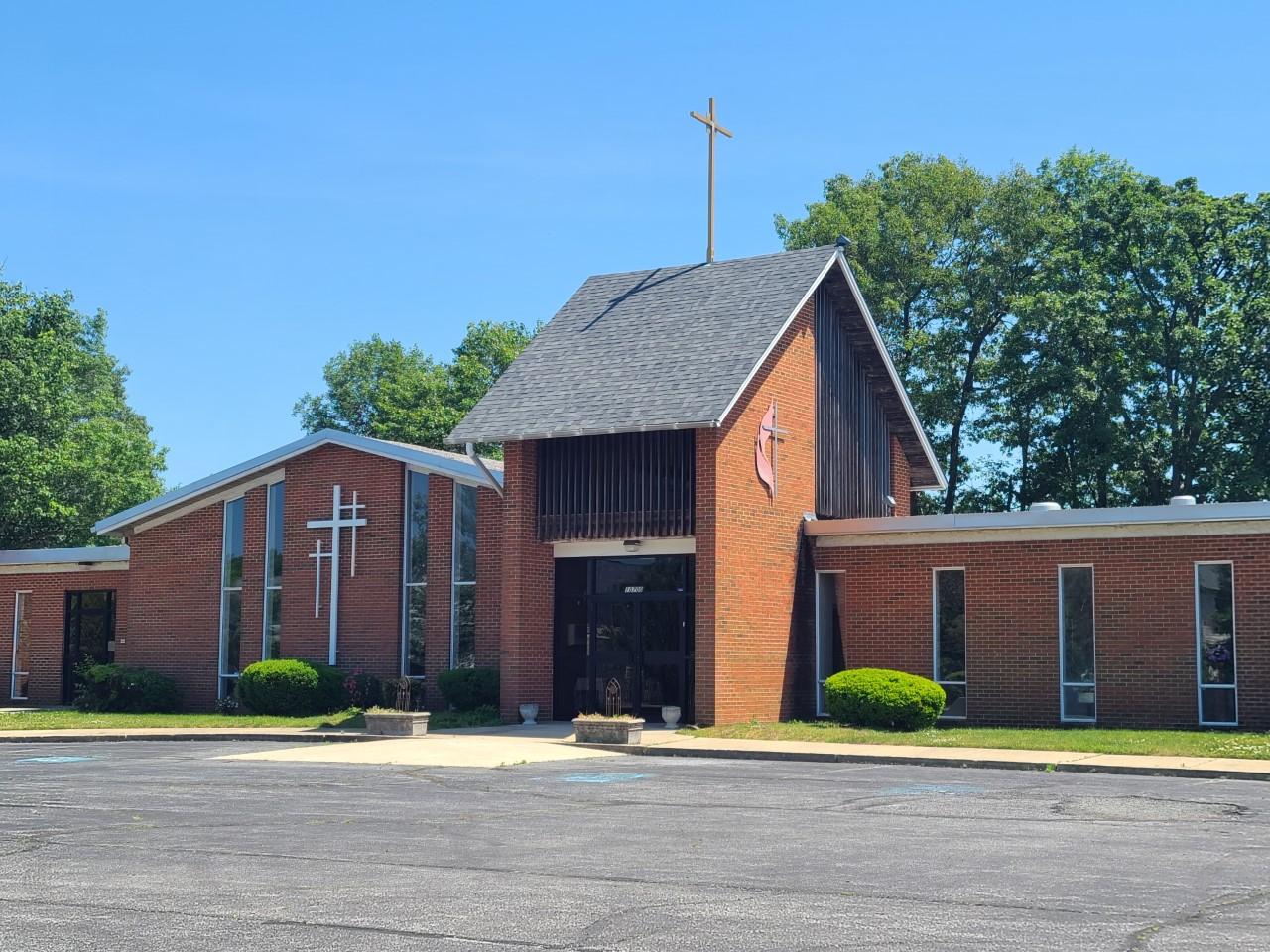 Image of Clinton United Methodist Church